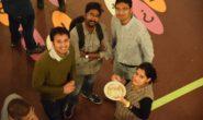 IIA volunteers for Diwali Mela 2015