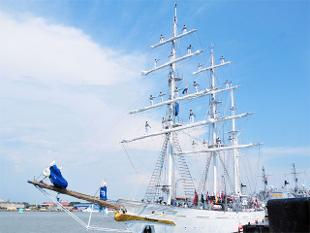indian-navys-ins-tarangini-to-compete-in-annual-race-in-europe
